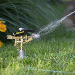 Pulsating Sprinklers