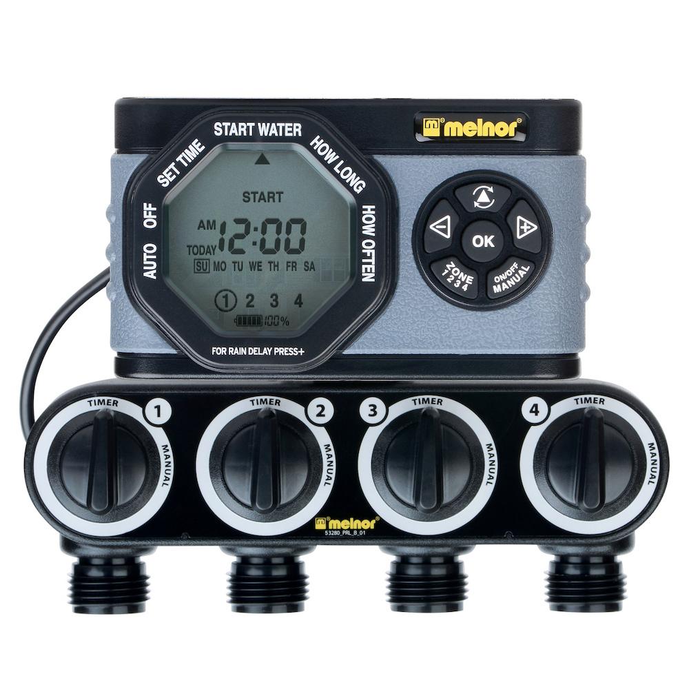 Series Digital Water Timers Models 53015 53100 53280